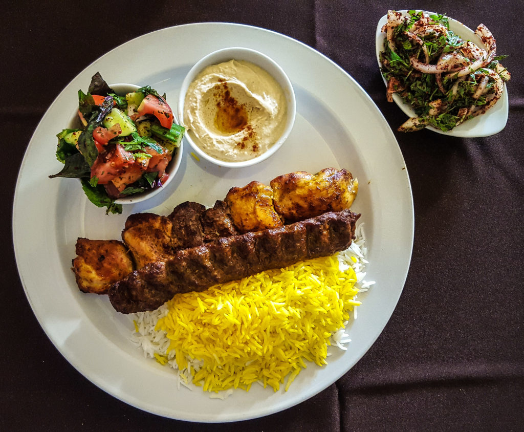 If you need a kabob, you can't do much better than Armenian restaurant Adana. restaurants The Write Food's LA Food Faves: Restaurants, Cafes and Ice Cream Spots PSX 20170814 175658